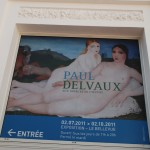 Photo Biarritz - Exposition Paul Delvaux 2011