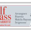 Golf Pass Biarritz – Côte Basque 2012