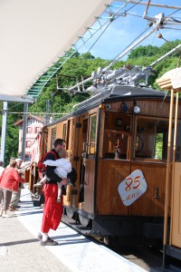 Train de la Rhune 90 ans (2)